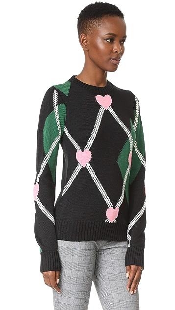 MSGM Crew Sweater