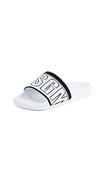 MSGM Double Band Pool Slides