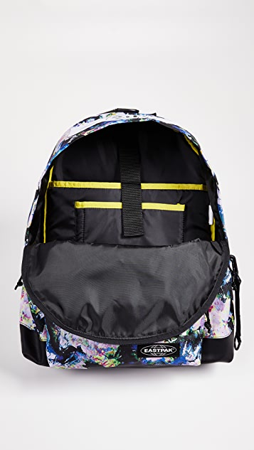 MSGM x Eastpak Backpack Printed Flower
