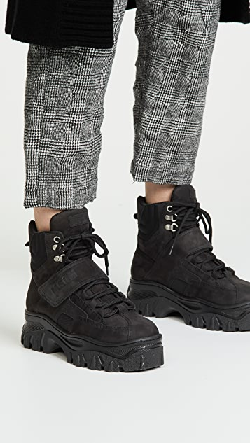 MSGM Chunky Strap Sneakers