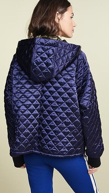 MSGM Satin Jacket