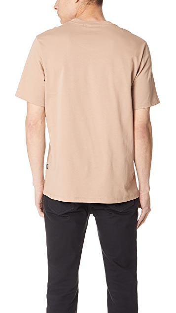MSGM Dice Patch T-Shirt