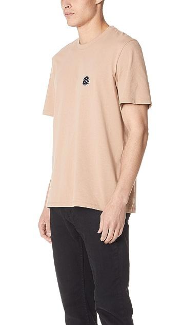 MSGM Dice Patch T-Shirt