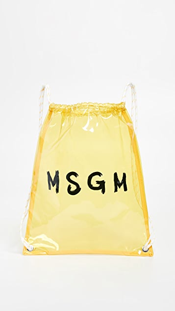 MSGM MSGM Backpack