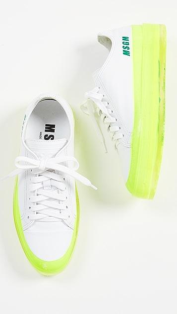 MSGM 活动式运动鞋
