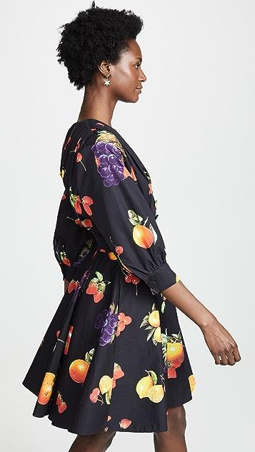 MSGM Мини-платье Fruit