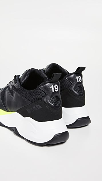 MSGM Attack Sneakers
