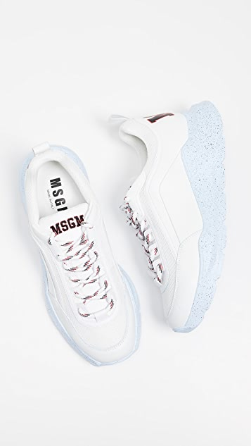 MSGM College Sneakers