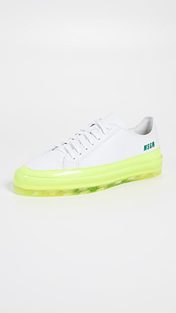 MSGM Floating Sneakers