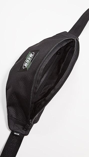 MSGM Solid Bum Bag