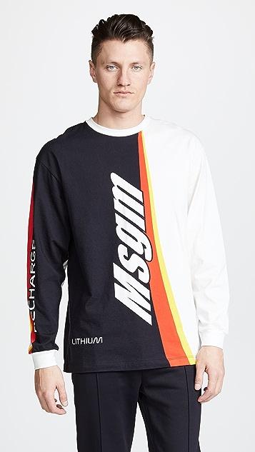 MSGM Recharge Shirt