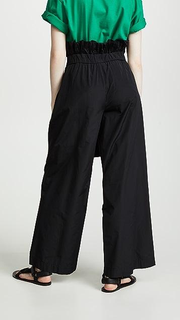 MSGM Bow Tie Pants