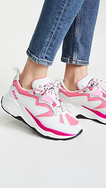 MSGM Attack 运动鞋