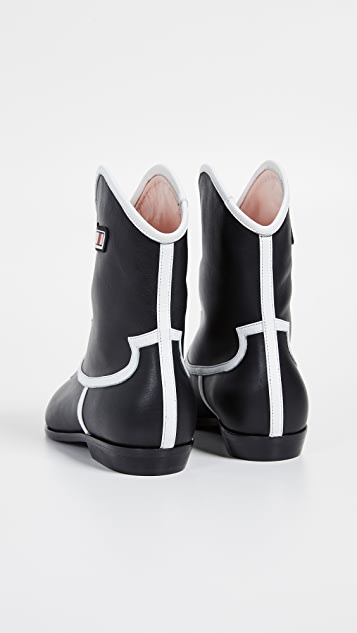 MSGM Camperos Boots