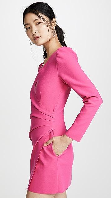 MSGM 裹身式连衣裙