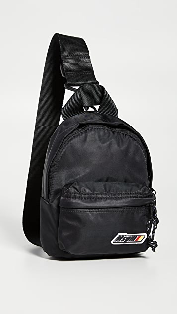 MSGM Convertible Backpack