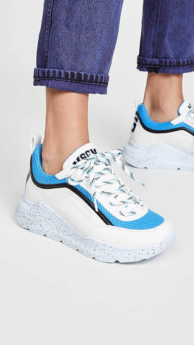 MSGM College Hiking Trainers   SHOPBOP