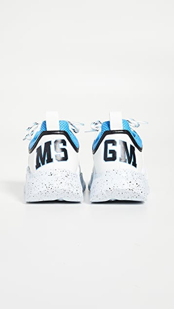 MSGM College Hiking Trainers