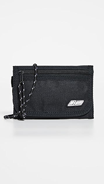 MSGM Wallet On A String
