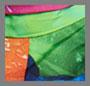 разноцветный принт