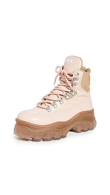 MSGM Hiking Boots