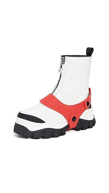 MSGM 拉链靴
