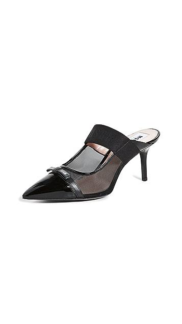 MSGM 网眼穆勒鞋