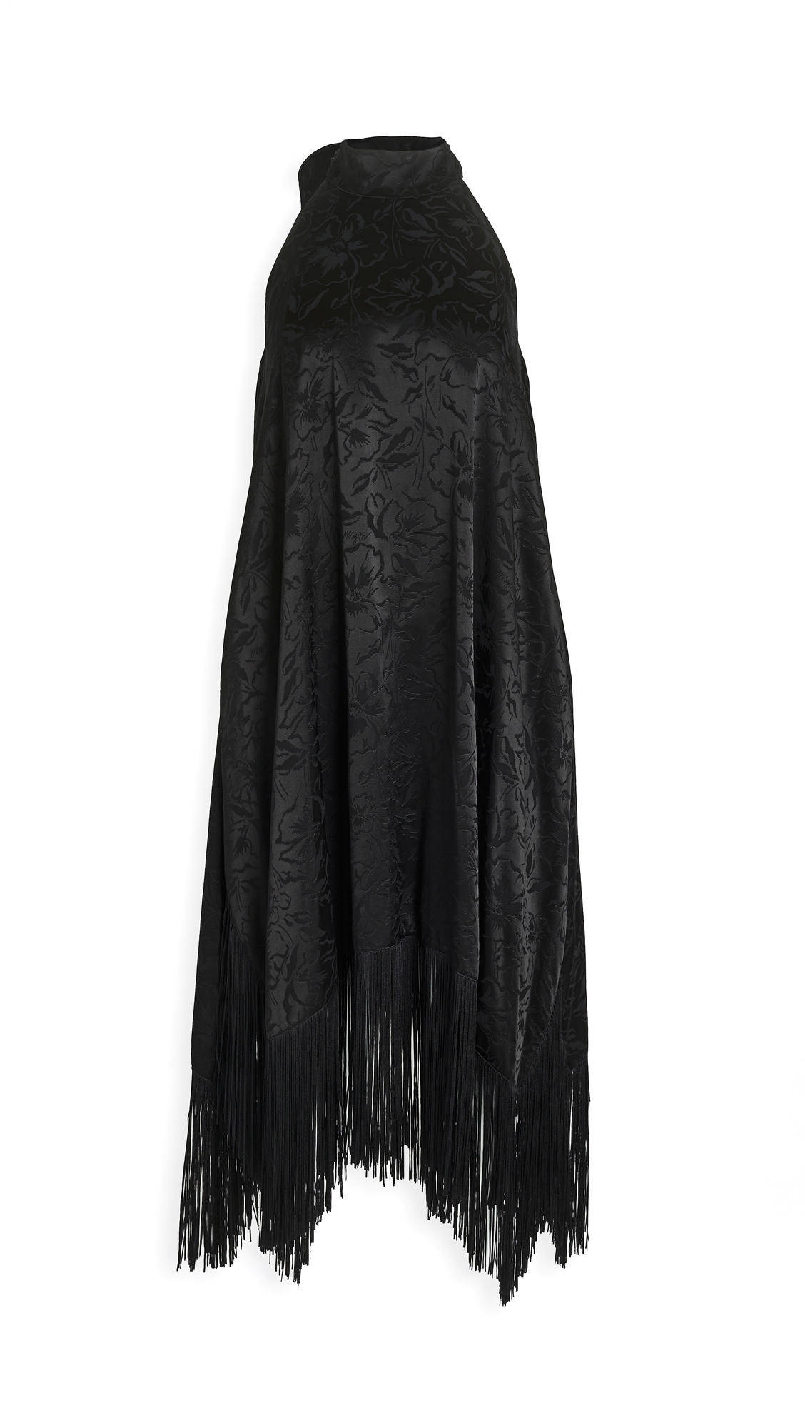 MSGM Sleeveless Fringe Dress