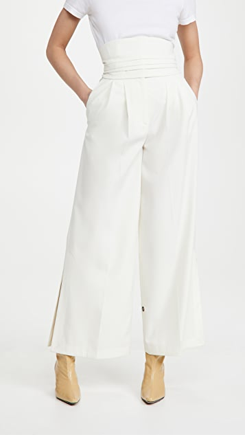 MSGM Suit Pants