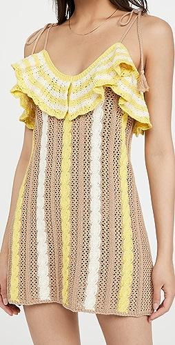 MSGM - Crochet Dress