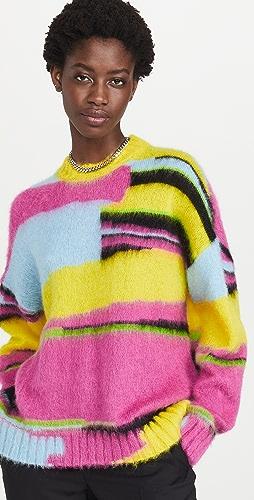 MSGM - Multicolor Sweater