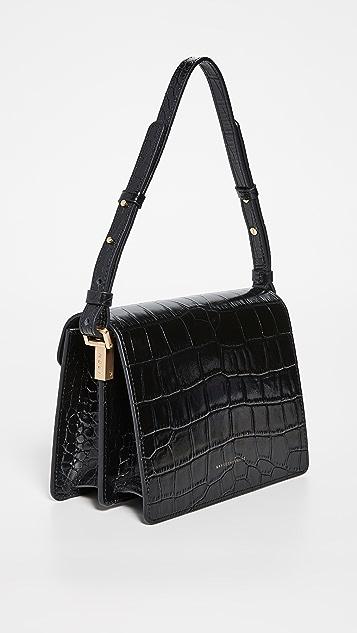Marge Sherwood Винтажная сумка Brick