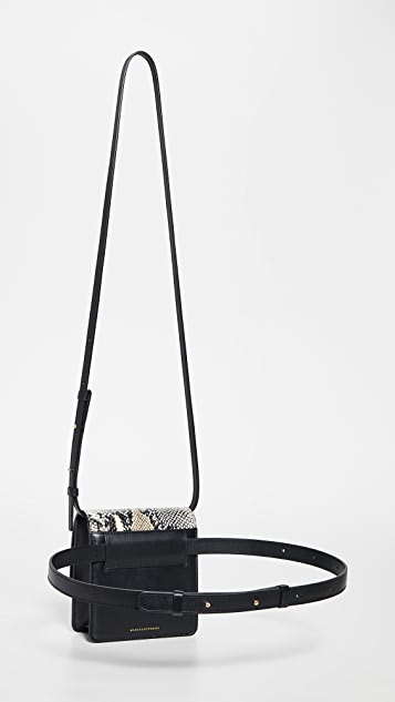 Marge Sherwood Pump Slim Bag