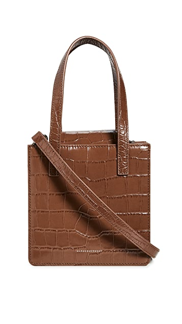 Marge Sherwood Square Tote Bag