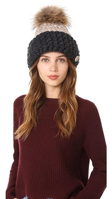 Mischa Lampert Fold Beanie Hat