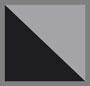 Black Grey Mix/White Arctic