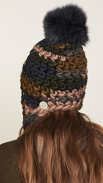 Mischa Lampert Nolita Camo Hat