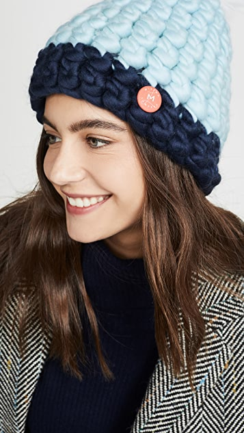 Mischa Lampert Deep Dot Hat