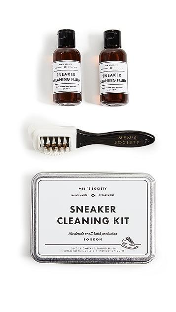 Men's Society Sneaker Cleaning Kit