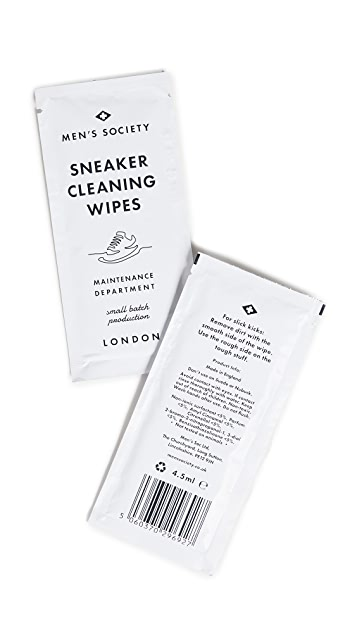 Men's Society Sneaker Wipes