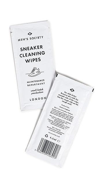 Men's Society Sneaker Wipes
