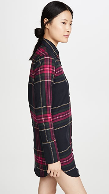Maison du Soir Пижамная рубашка Sam