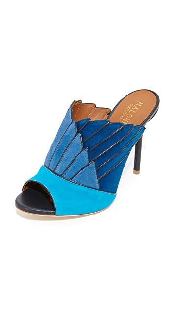 Malone Souliers Donna Open Toe Mules