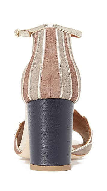 Malone Souliers Connie City Sandals