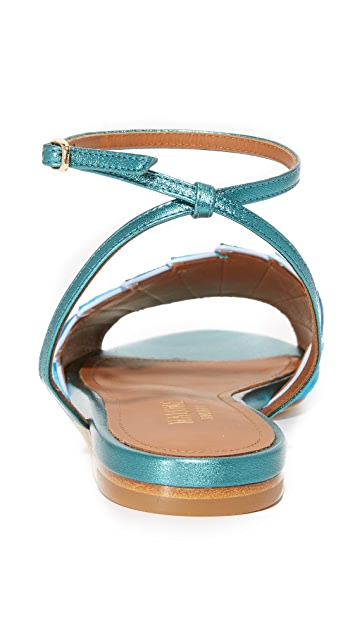 Malone Souliers Lois Flat Sandals