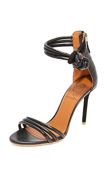 Malone Souliers by Roy Luwolt Ethel Sandals