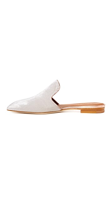 Malone Souliers Marianne Flat Slides