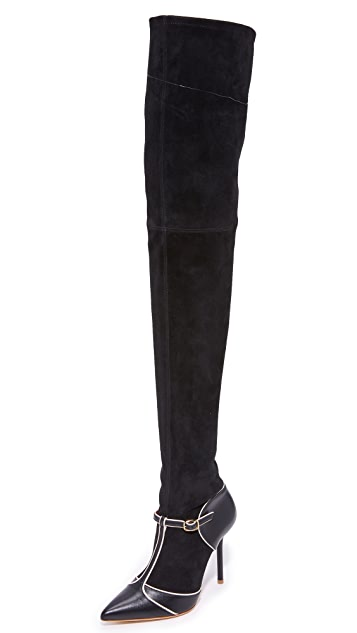 Malone Souliers Sadie Over the Knee Boots