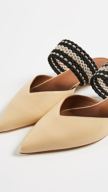 Malone Souliers Hannah Mules