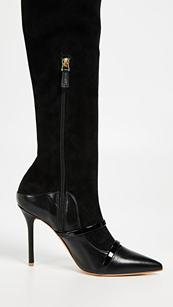 Malone Souliers Madison Over the Knee Boots